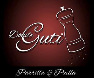 Donde Guti Parrilla y Paella