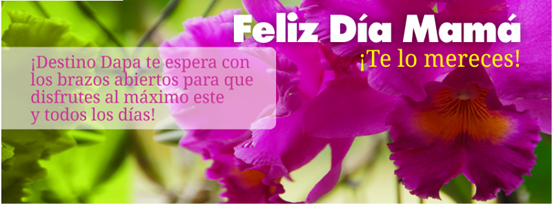Feliz dia de la madre_Destino Dapa